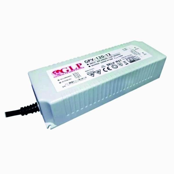 120W LED maitinimo šaltinis GPV Hermetinis