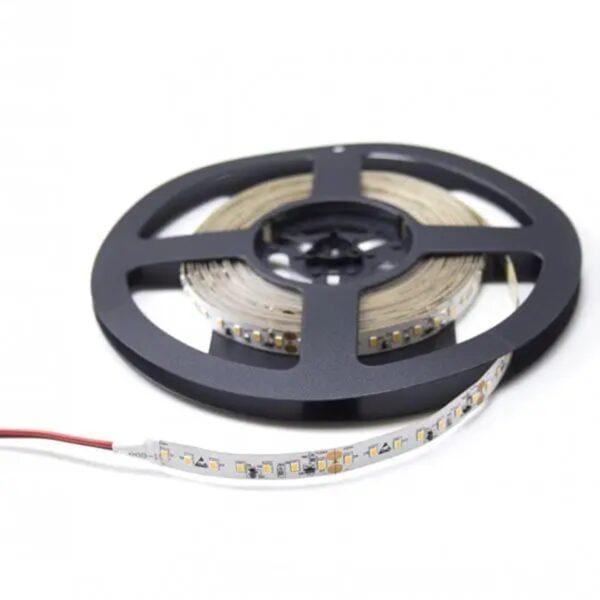 12W 12V 120SMD šviesos srautas 5700 K LED juosta ReFlex IP - Nėra